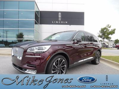 new 2020 Lincoln Aviator car, priced at $75,935