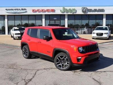 new 2020 Jeep Renegade car, priced at $19,075