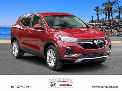 new 2021 Buick Encore GX car, priced at $23,940
