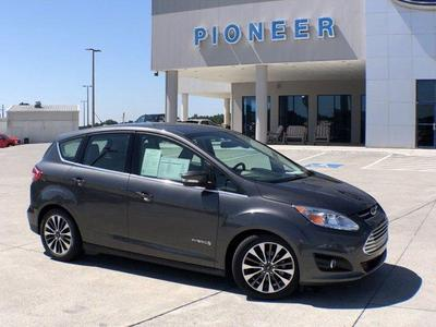 used 2018 Ford C-Max Hybrid car, priced at $20,995