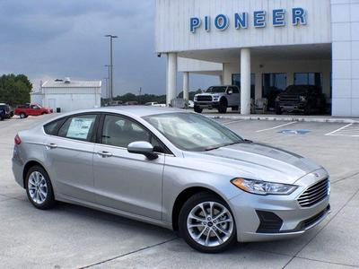 new 2020 Ford Fusion Hybrid car, priced at $24,767