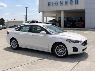 new 2020 Ford Fusion Hybrid car, priced at $28,496