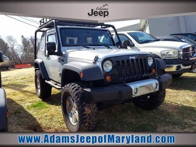 used 2011 Jeep Wrangler car, priced at $19,500