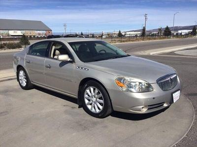 used 2008 Buick Lucerne car, priced at $4,900