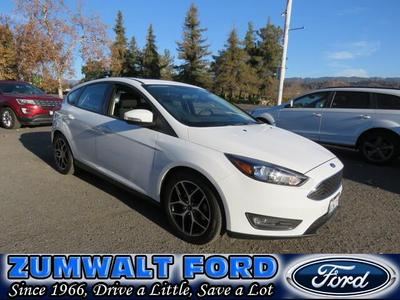 used 2018 Ford Focus car, priced at $15,988