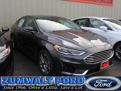 new 2019 Ford Fusion car, priced at $31,225