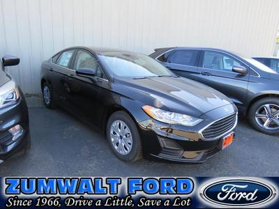 new 2020 Ford Fusion car, priced at $25,655