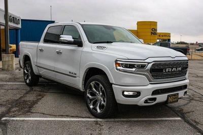 new 2019 Ram 1500 car, priced at $66,745