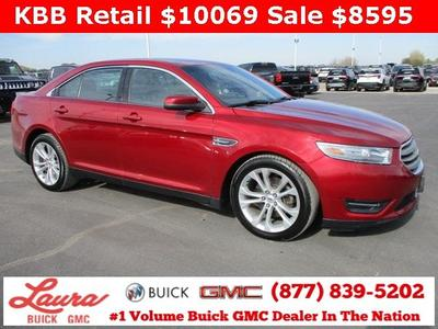used 2013 Ford Taurus car, priced at $8,595