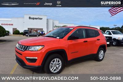 new 2021 Jeep Compass car, priced at $22,383