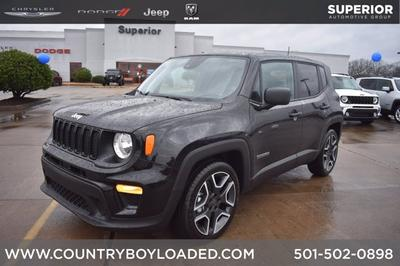 new 2021 Jeep Renegade car, priced at $21,324