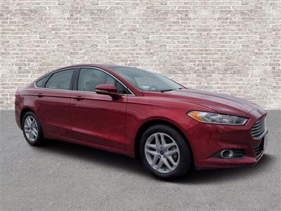used 2016 Ford Fusion car, priced at $14,000