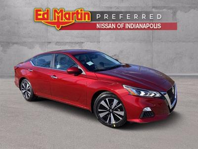 new 2021 Nissan Altima car, priced at $23,900