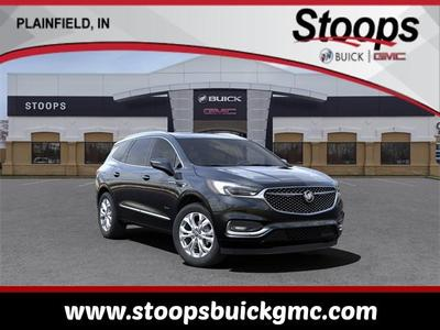 new 2021 Buick Enclave car, priced at $58,019