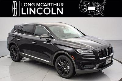 new 2020 Lincoln Nautilus car, priced at $46,409
