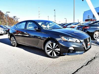 new 2021 Nissan Altima car, priced at $28,926