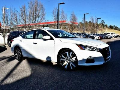 new 2021 Nissan Altima car, priced at $31,501