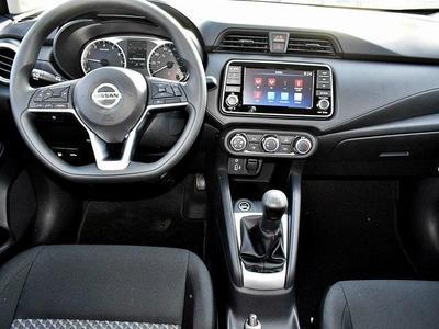 new 2021 Nissan Versa car, priced at $15,999