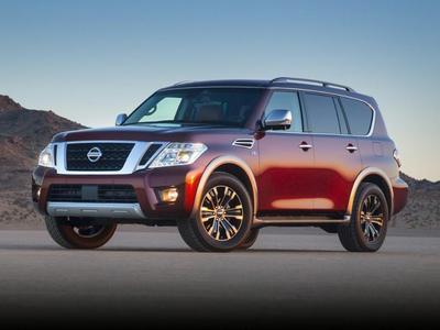 used 2020 Nissan Armada car, priced at $42,995