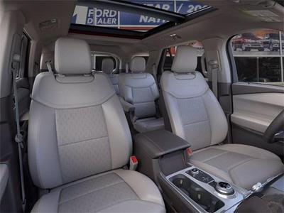 new 2020 Ford Explorer car, priced at $50,621