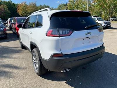 new 2021 Jeep Cherokee car, priced at $28,865