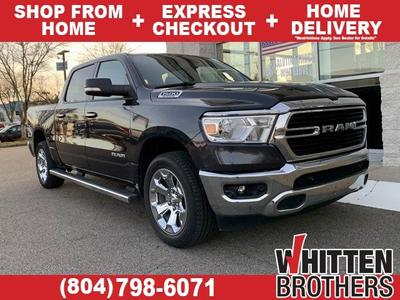 used 2019 Ram 1500 car, priced at $39,290