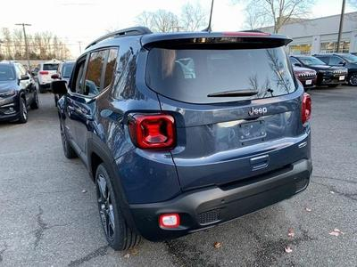 new 2021 Jeep Renegade car, priced at $31,605