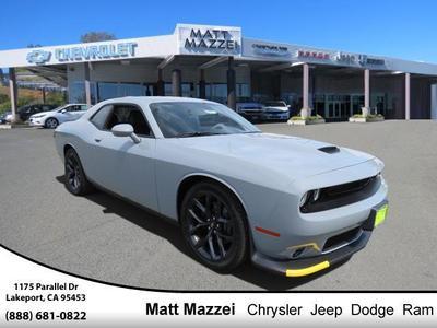 new 2020 Dodge Challenger car