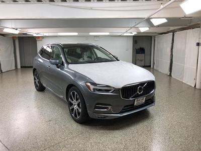 new 2021 Volvo XC60 car, priced at $59,460