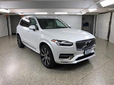 new 2021 Volvo XC90 car, priced at $72,575