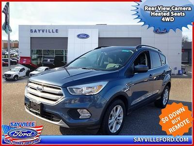 used 2018 Ford Escape car, priced at $19,699