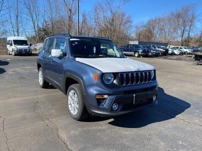 new 2021 Jeep Renegade car, priced at $23,338