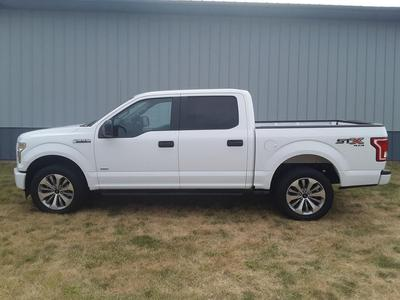 used 2017 Ford F-150 car, priced at $35,450