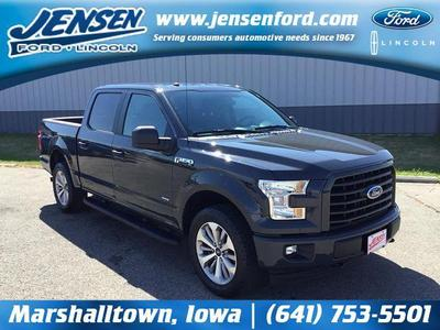 used 2017 Ford F-150 car, priced at $37,675