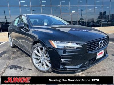 new 2021 Volvo S60 car, priced at $46,355