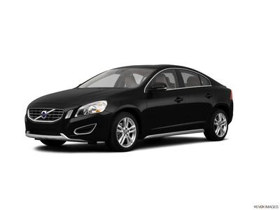 used 2012 Volvo S60 car, priced at $12,987
