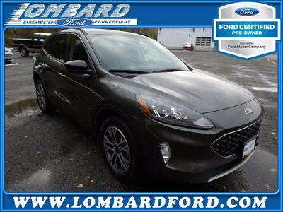 used 2020 Ford Escape car, priced at $25,988