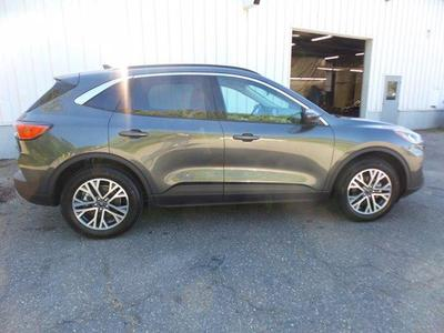 used 2020 Ford Escape car, priced at $26,988
