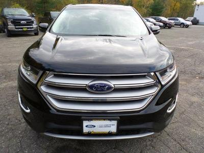 used 2017 Ford Edge car, priced at $25,988