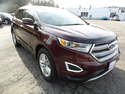 used 2017 Ford Edge car, priced at $25,788