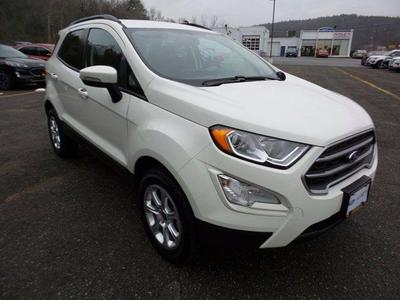 used 2020 Ford EcoSport car, priced at $22,588