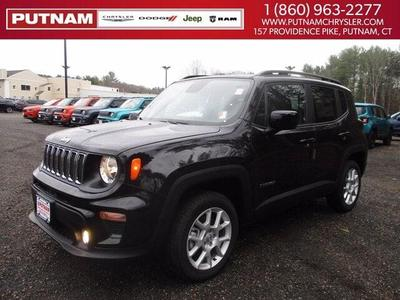 new 2020 Jeep Renegade car, priced at $26,070