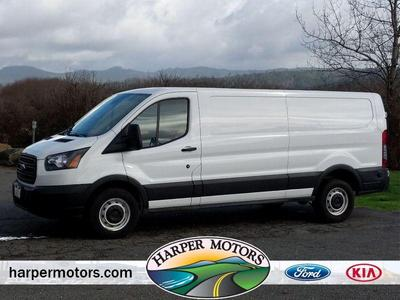 used 2019 Ford Transit-250 car, priced at $28,499