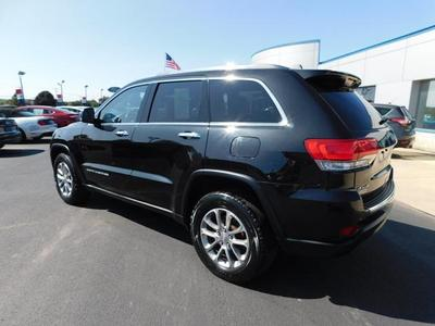 used 2015 Jeep Grand Cherokee car, priced at $17,999