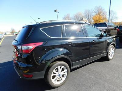used 2018 Ford Escape car, priced at $16,999