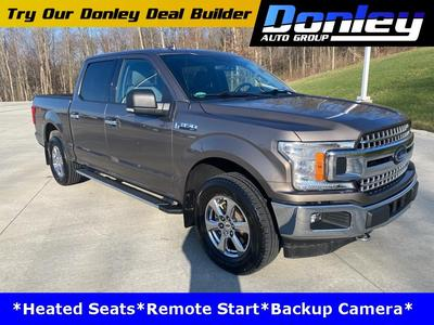 used 2018 Ford F-150 car, priced at $37,487
