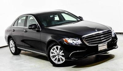 used 2020 Mercedes-Benz E-Class car, priced at $52,439