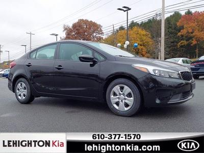 used 2017 Kia Forte car