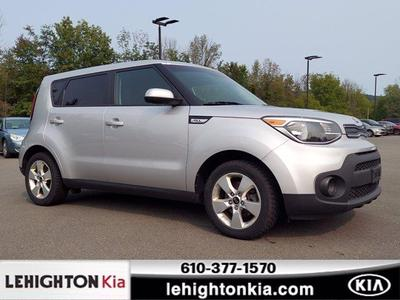 used 2017 Kia Soul car