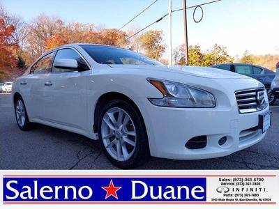 used 2012 Nissan Maxima car, priced at $8,000